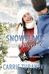 Snowflake Sweethearts (Bayside Treasures Series Book 3) Kindle Edition