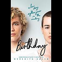 Birthday: A Novel book cover