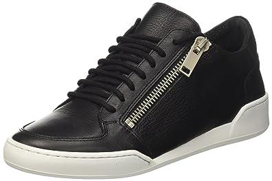108feed97dcdaa Antony Morato Herren MMFW00903-LE300002 Sneaker Schwarz (Nero 9000) 42 EU