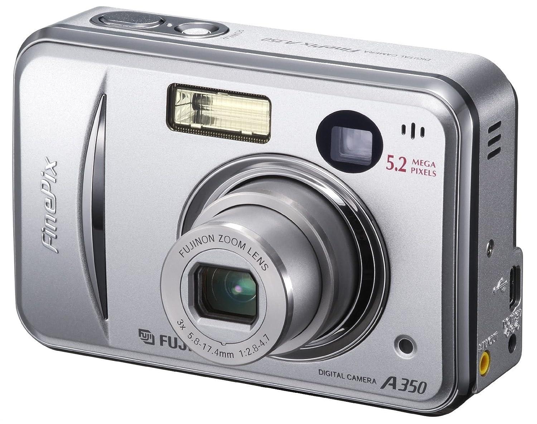 Amazon.com : Fujifilm Finepix A350 5.2MP Digital Camera with 3x Optical  Zoom : Point And Shoot Digital Cameras : Camera & Photo