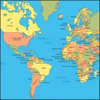 Learn Geography of Countries