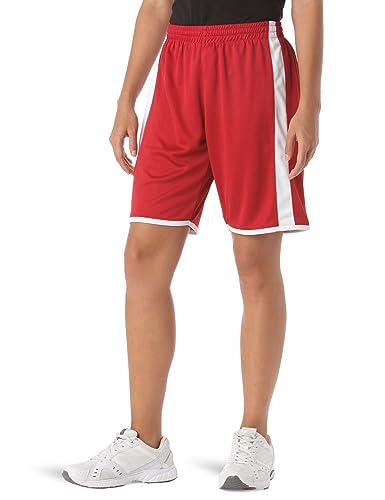 8e4833114127 Spalding 4her Shorts Short basket-ball femme  Amazon.fr  Sports et Loisirs