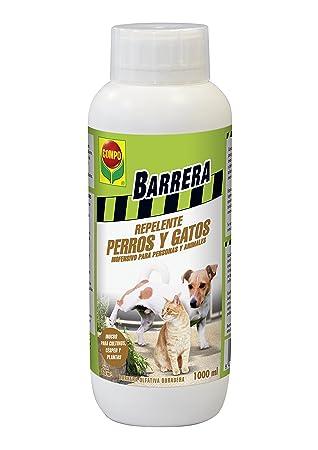 Barrera Repelente Granulado Repelente para Perros y Gatos: Amazon.es: Jardín