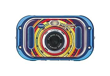 VTech Kidizoom Touch 5.0 - Cámara Infantil de Fotos Digital, Azul - Versión Alemana: Amazon.es: Juguetes y juegos