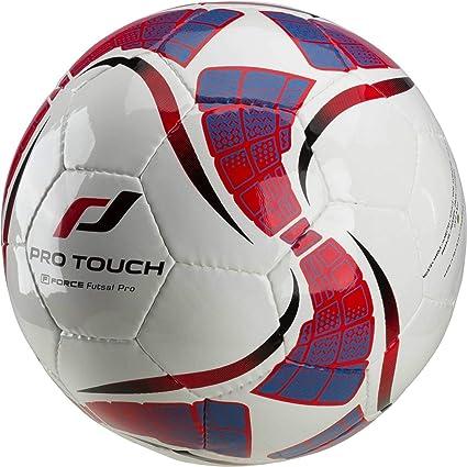 Pro Touch - Balón 244028 Balón de fútbol, Color Blanco, 4: Amazon ...