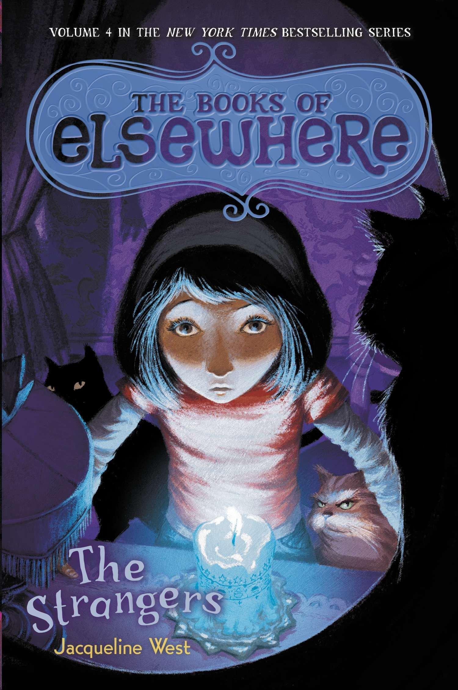 The Strangers: The Books of Elsewhere, Vol. 4 pdf epub
