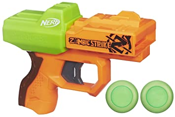 Nerf Zombie Strike Ricochet Blaster: Amazon.es: Juguetes y ...