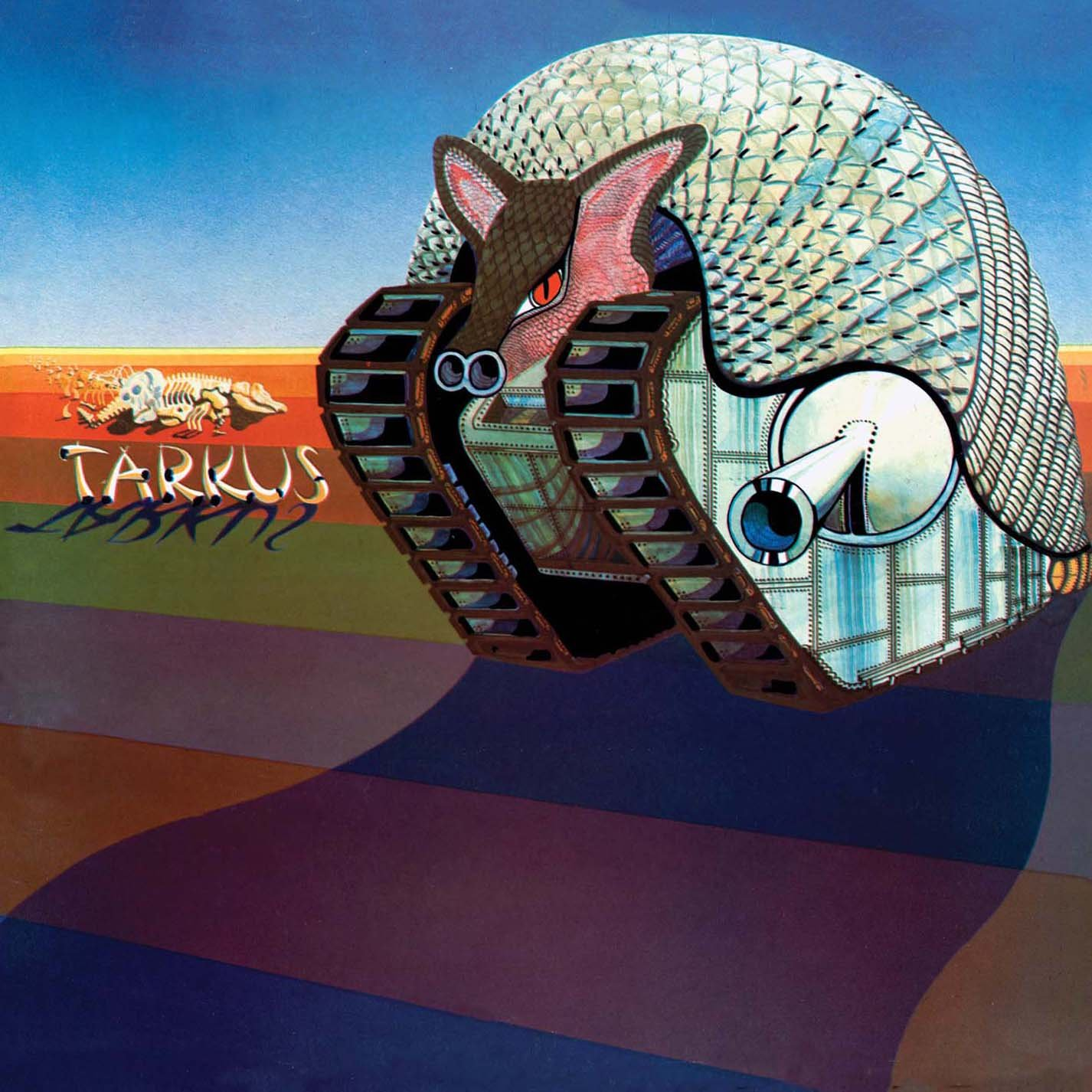 CD : Emerson, Lake & Palmer - Tarkus (CD)