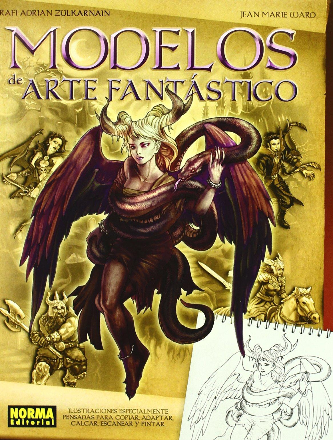 Read Online Modelos de arte fantastico / Fantastic Art Models (Spanish Edition) PDF