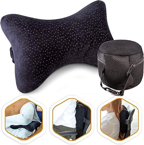 AERIS Car Headrest Pillow