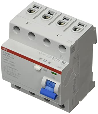 ABB 2 csf204001r1630 Typ AC Circuit Breaker, 4 Pole, 63 A ... Ac Circuit Breaker Wiring on