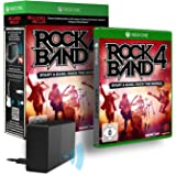 Rock Band 4 inkl. Adapter - [Xbox One]
