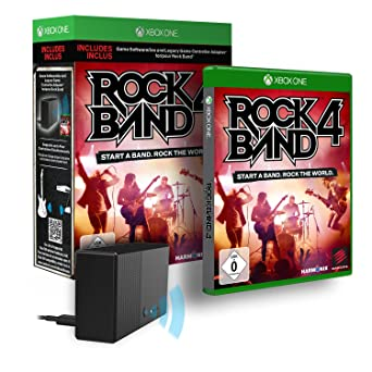 Rock Band 4 inkl. Adapter - [Xbox One]: Amazon.de: Games Xbox Adapter Fuse on
