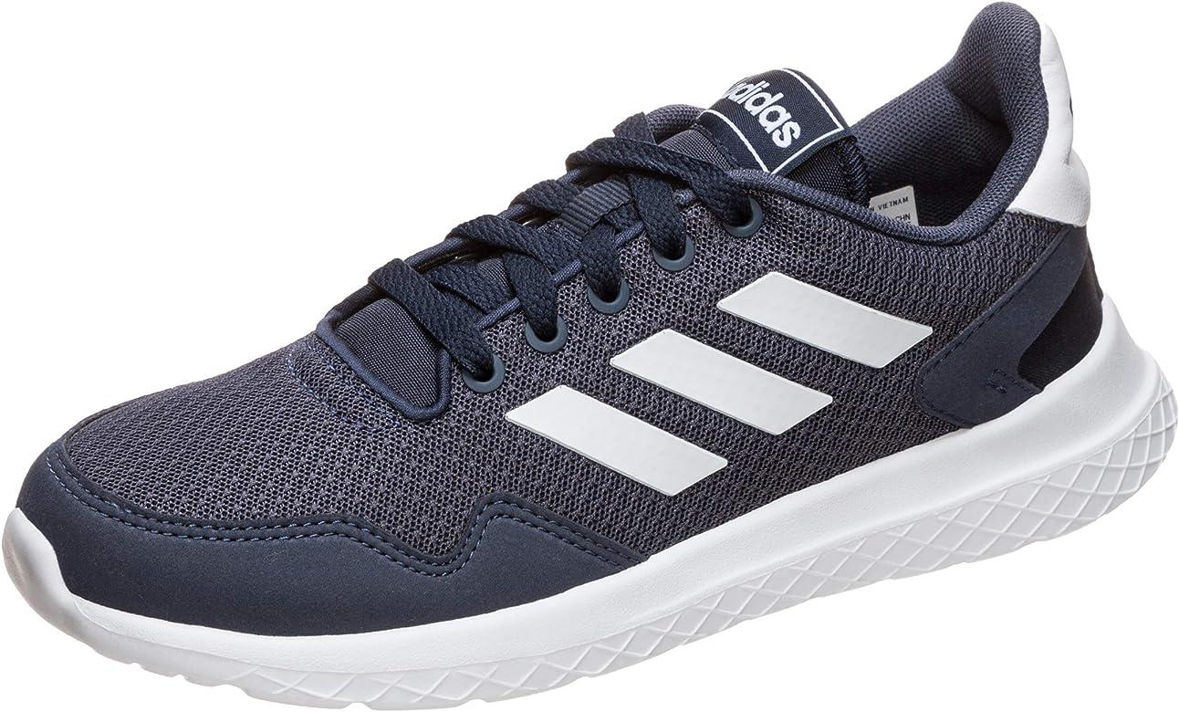 Adidas Archivo K, Sport Shoes Unisex-Child, Azutra/Ftwbla/Tinley, 35 EU: Amazon.es: Zapatos y complementos