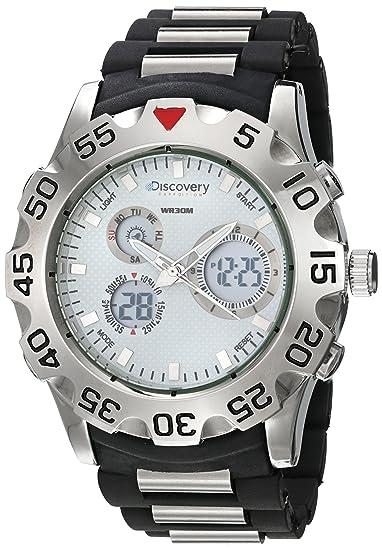 1c1b5f419a9e Discovery Expedition DISC 6004 B Reloj Redondo