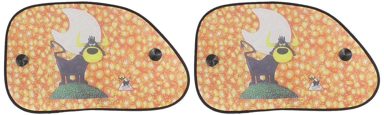 Sumex 4410008 Parasoli Laterali, Nero, 38X65 cm