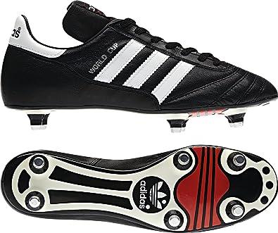 adidas - Football Boots - Men s World Cup - Black - 6.5  Amazon.co ... bfbb3ea5a