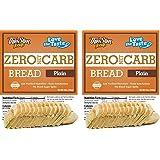 ThinSlim Foods Zero Net Carb, Low Carb Keto Bread - 2pack (Plain)