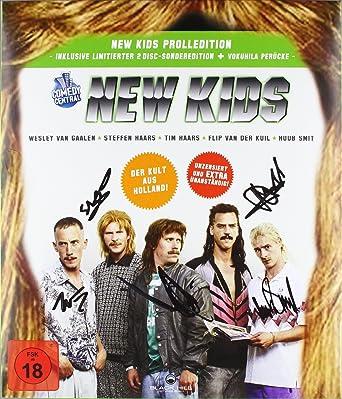 New Kids - Prolledition (Limitierte 2 Disc Sonderedition mit New Kids Unterschriften und Vokuhila-