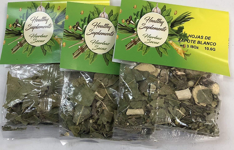 Amazon.com : Zapote Blanco(White Zapote) Hierba/Tea ...