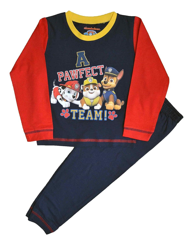 Paw Patrol - Pijama Dos Piezas - Manga Larga - para niño