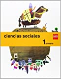 Ciencias sociales. 1 Primaria. Savia - 9788467570199