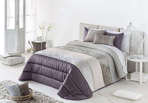 Textilhome - Colcha Comforter Nani - Cama 135cm - Color ...