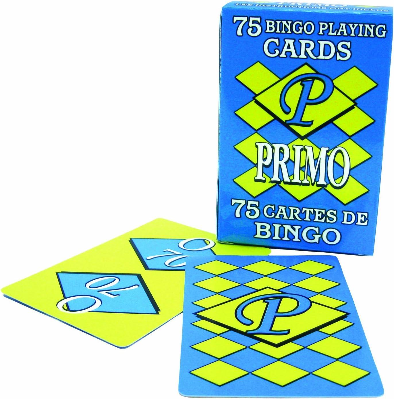 Admirable Bingo Cartes d'appel 75 / Emb: Amazon.ca: Home & Kitchen KN-18