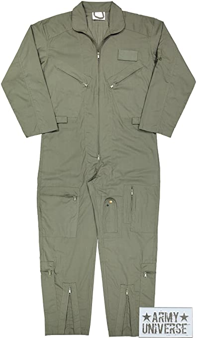 d3e6a7447269 Amazon.com  Army Universe Air Force Flight Suits