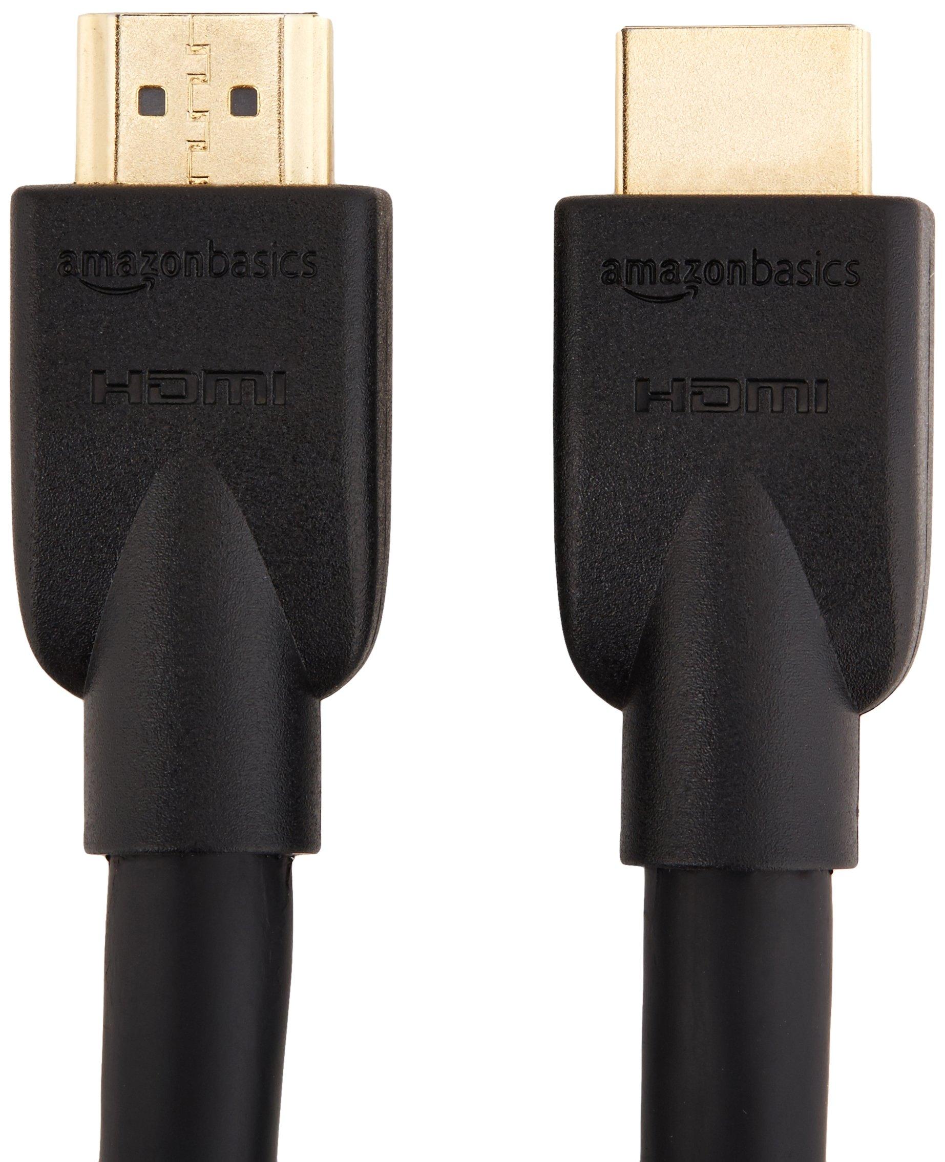 AmazonBasics TC4E_5 High-Speed HDMI Cable, 25 Feet, 5-Pack by AmazonBasics (Image #5)