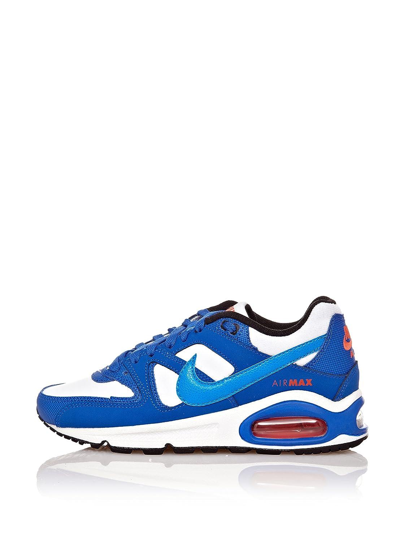Nike Air Max Command (Gs), Herren Sneakers  EU 385 (US 6)|blau/wei?