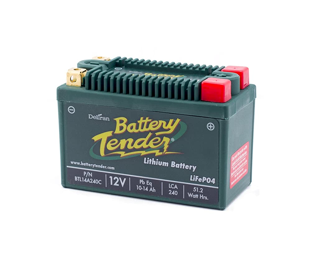Battery Tender BTL14A240C Lithium Iron Phosphate Battery