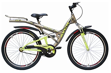 Buy Avon Retro Double Suspension Bicycle 26t Online At Low Prices