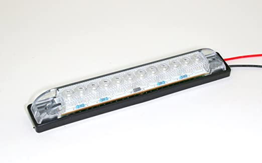 LED Bar Light   Heavy Duty, Water Resistant 12 Volt DC LED Courtesy  Convenience Lamp