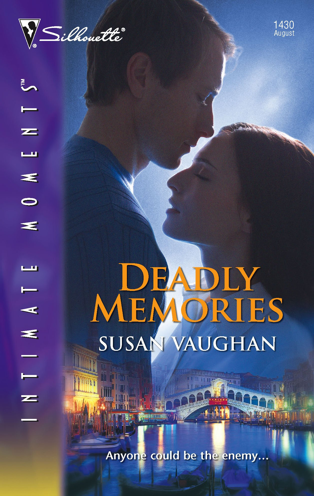 Download Deadly Memories (Silhouette Intimate Moments) pdf epub