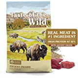 Taste of the Wild High Protein Real Meat Recipe Dry Dog Food