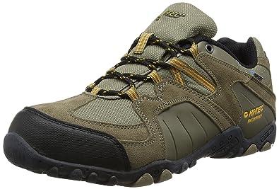 Mens Hi-Tec Aitana Trial Low Top Trekking Hiking Casual Walking Sneakers