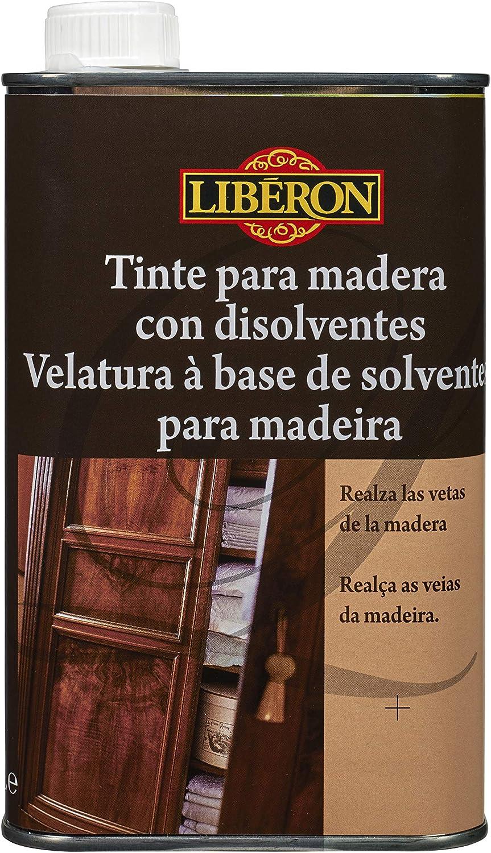 Liberon - Tinte al disolvente 3411: Amazon.es: Bricolaje y ...
