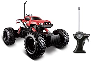 Best Rc Rock Crawler - Maisto RC Rock Crawler Radio Control Vehicle (Colors May Vary)