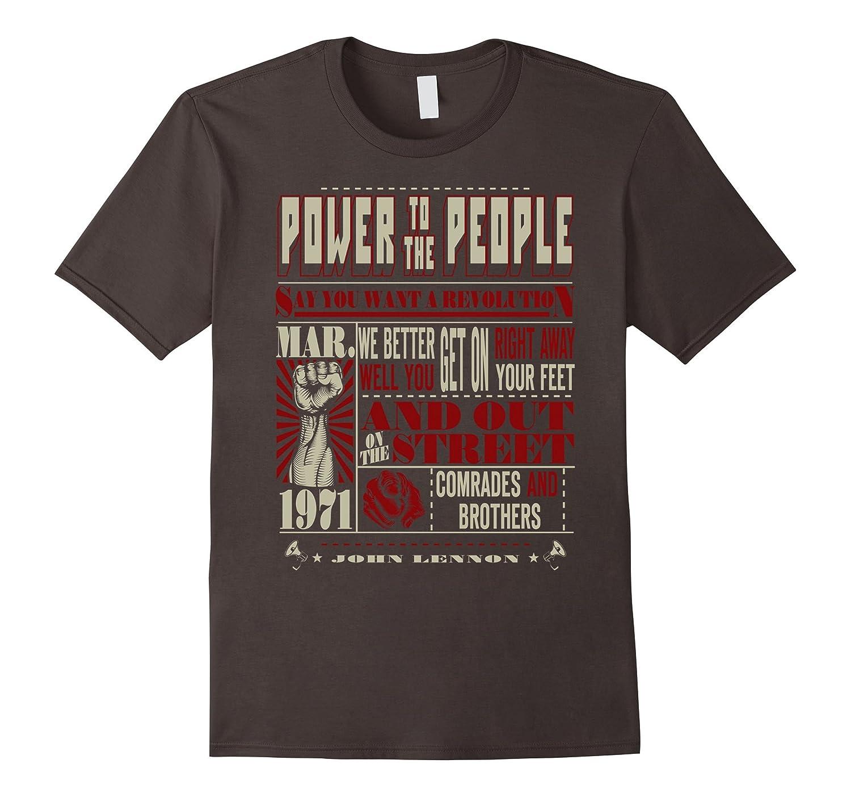 John Lennon - Revolution T-Shirt-TH