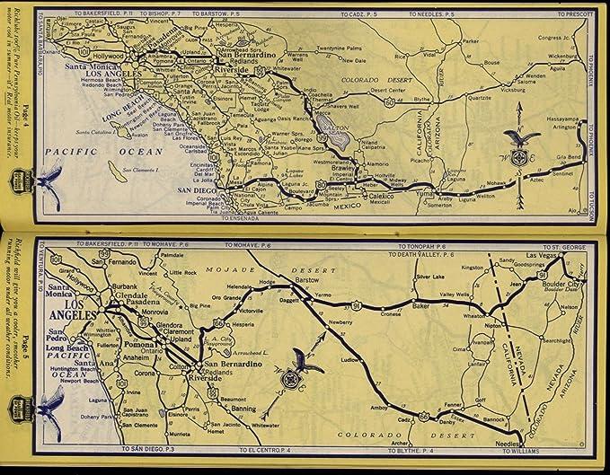 Amazon.com: California Oregon Washington Reference Strip ...