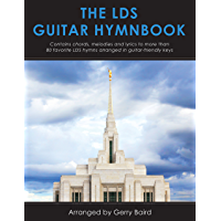 The LDS Guitar Hymnbook book cover