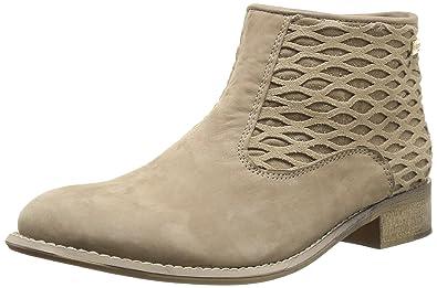 Dreamworks Lolitea - Botines planos, talla: 38, color: Beige (Beige (Beige Filet)): Amazon.es: Zapatos y complementos