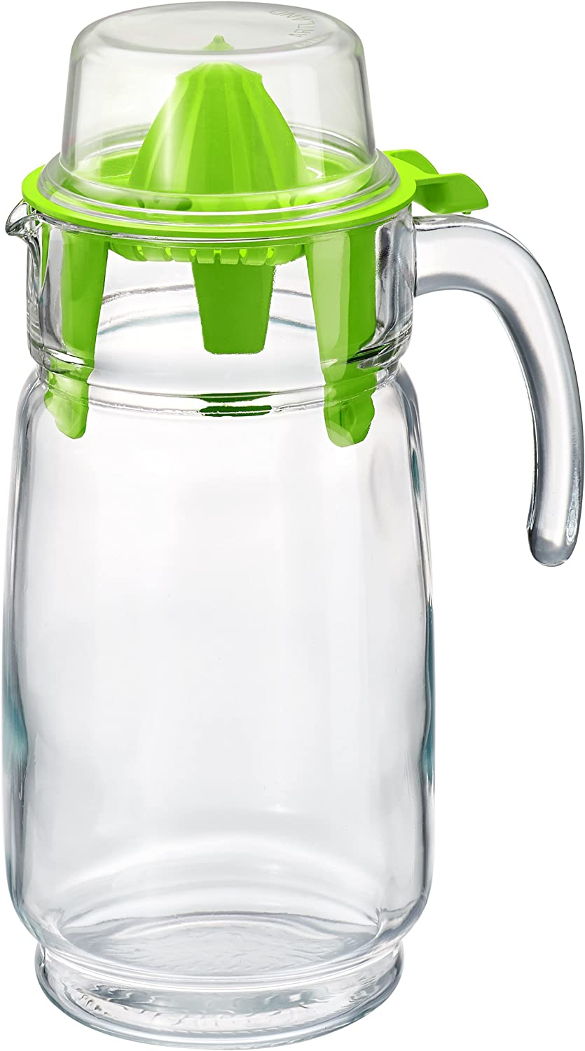 Artland 56517A Juice Bar Pitcher, Medium/50 oz, Green