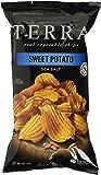 Terra Sweet Potato Crincle Sea Salt, 4er Pack (4x110g)