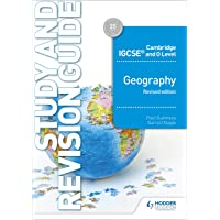 Cambridge IGCSE and O Level Geography Study and Revision Guide revised edition