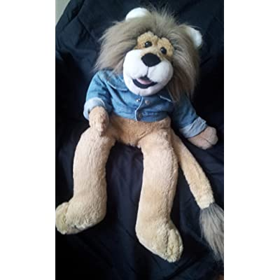 Macy's Rowland The Lion Full Body Puppet Plush: Toys & Games