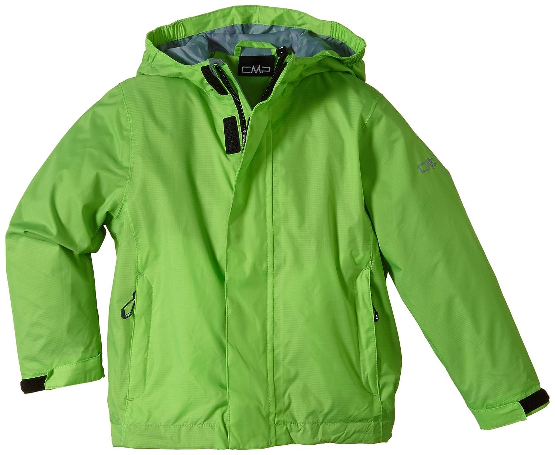 CMP , Giacca a vento Bambino, Verde (Frog), 116 cm, Verde (Verde), 116 cm CMP Campagnolo 3X53054