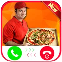 Instant Real live Fake Call From �� Pizza �� Delivery Man �� - Free Fake Phone Call ID PRO 2020 - PRANK FOR KIDS