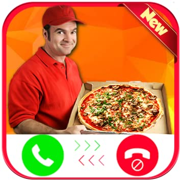 Instant Real live Fake Call From ? Pizza ? Delivery Man ? - Free Fake Phone  Call ID PRO 2019 - PRANK FOR KIDS